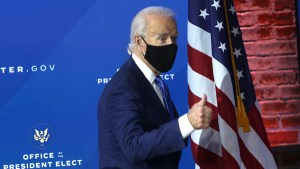Biden Asks Dr. Fauci To Join His Team; Will Urge 100 Days Of Mask Wearing