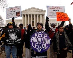 Strategies shift in U.S. abortion debate as Biden takes office