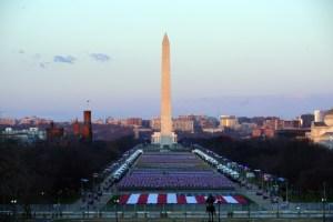 The Radical Silence of Joe Biden's Inauguration Day