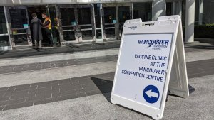 B.C. to start booking COVID-19 vaccinations for people aged 50+ next week