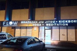 COVID-19: Unlicensed Kelowna, B.C., gym has door locks changed by Interior Health