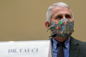 Fauci says wearing masks may eventually become 'seasonal'