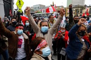 Peru's presidential runoff election too close to call