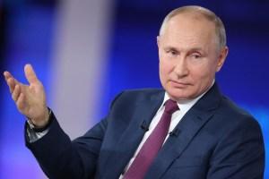 Vladimir Putin says he took Russia's Sputnik V COVID-19 vaccine