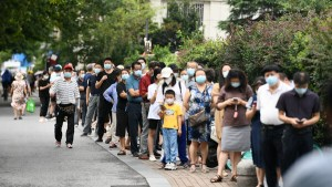 The Coronavirus Delta Variant Has Spread To 15 Chinese Cities