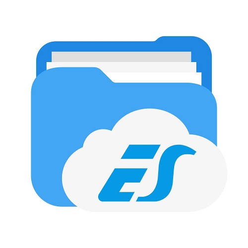 ES Explorer logo