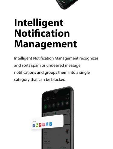 XOS 5.0 Cheetah Intelligent Notifications Management