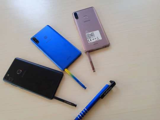 Infinix Note 6 colors