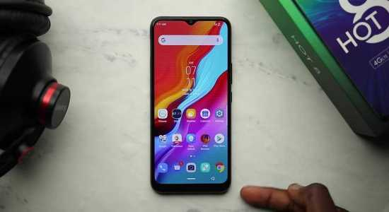 How to hide apps on Infinix Hot S4, Note 6, Hot 8, Smart 3 Plus