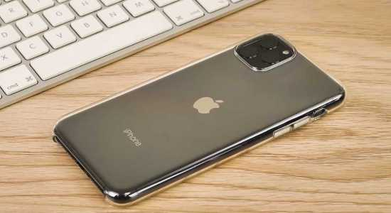 iPhone 11 Official Clear Case from Apple