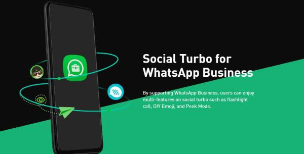 Tecno HiOS 7 - Social Turbo