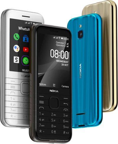 Best KaioS phones to buy in Nigeria - Nokia 8000 4G