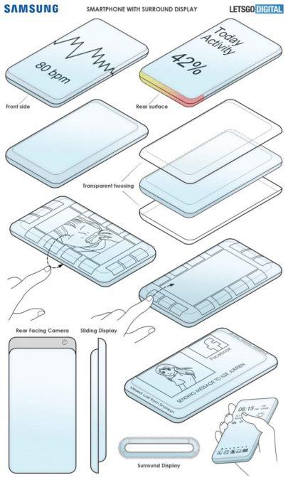 Samsung sliding phone