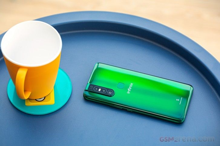 Infinix S5 Pro price in Nigeria