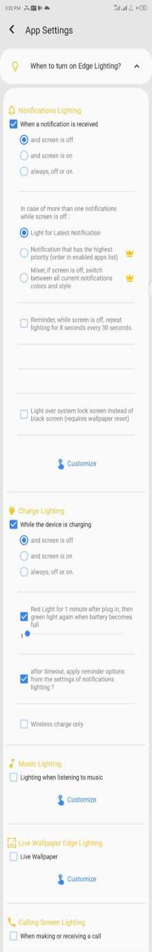 Xiaomi Redmi Note 10 notification LED