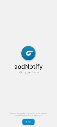 Samsung Galaxy S10 (Plus, Lite, S10e) notification LED