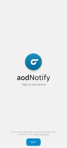 Xiaomi Redmi Note 10 (Pro Max 10s) notification LED