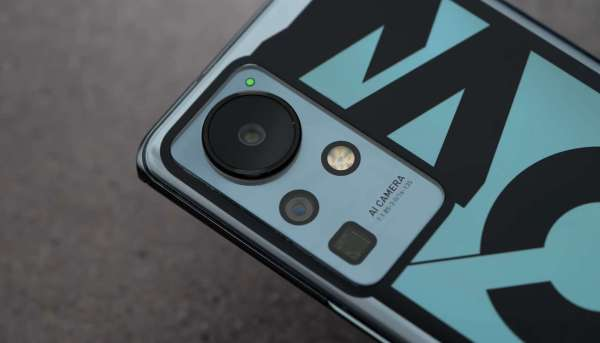 The Infinix Concept Phone 2021