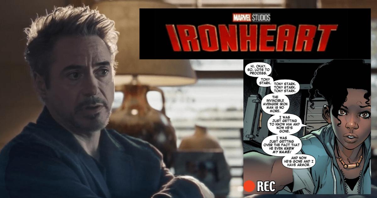 Ironheart, Tony Stark