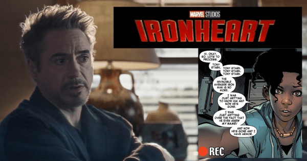 Exclusive: Working title for Ironheart revealed. May point to Tony's return!
