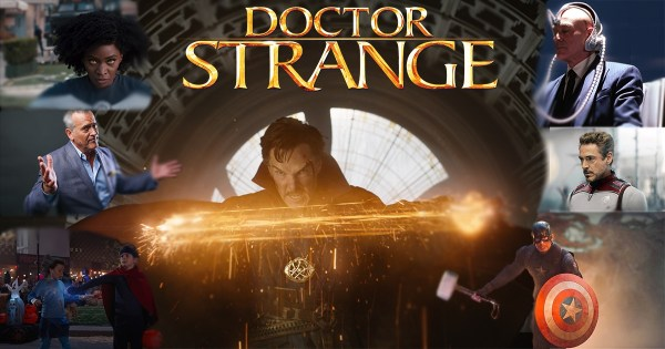 Rating 'Doctor Strange in the Multiverse of Madness' Potential Cameos