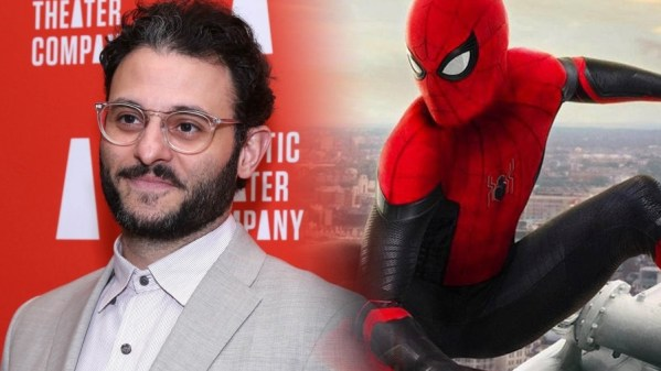 EXCLUSIVE: 'Succession' Actor Arian Moayed Cast in 'Spider-Man 3'
