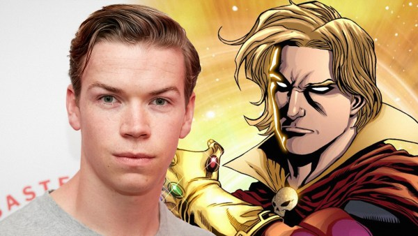 Update to Will Poulter May Be Cast as Adam Warlock