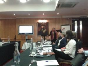 Jenny Burrett at the seminar (1024x768)