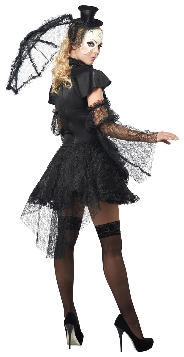 Adult Victorian Doll Woman Costume 7299 The Costume Land