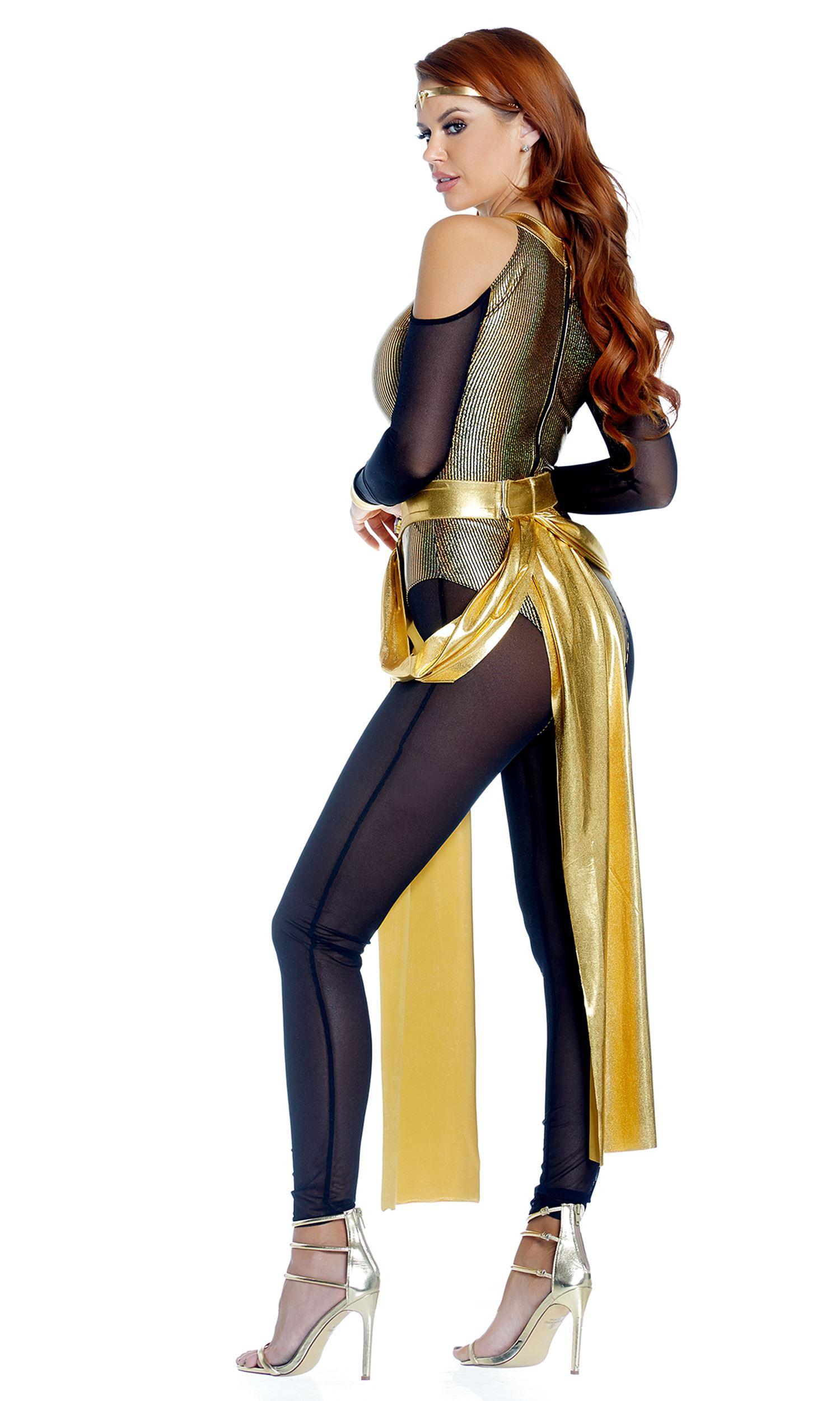 Adult Pyramid Egyptian Princess Woman Costume 7599 The Costume Land