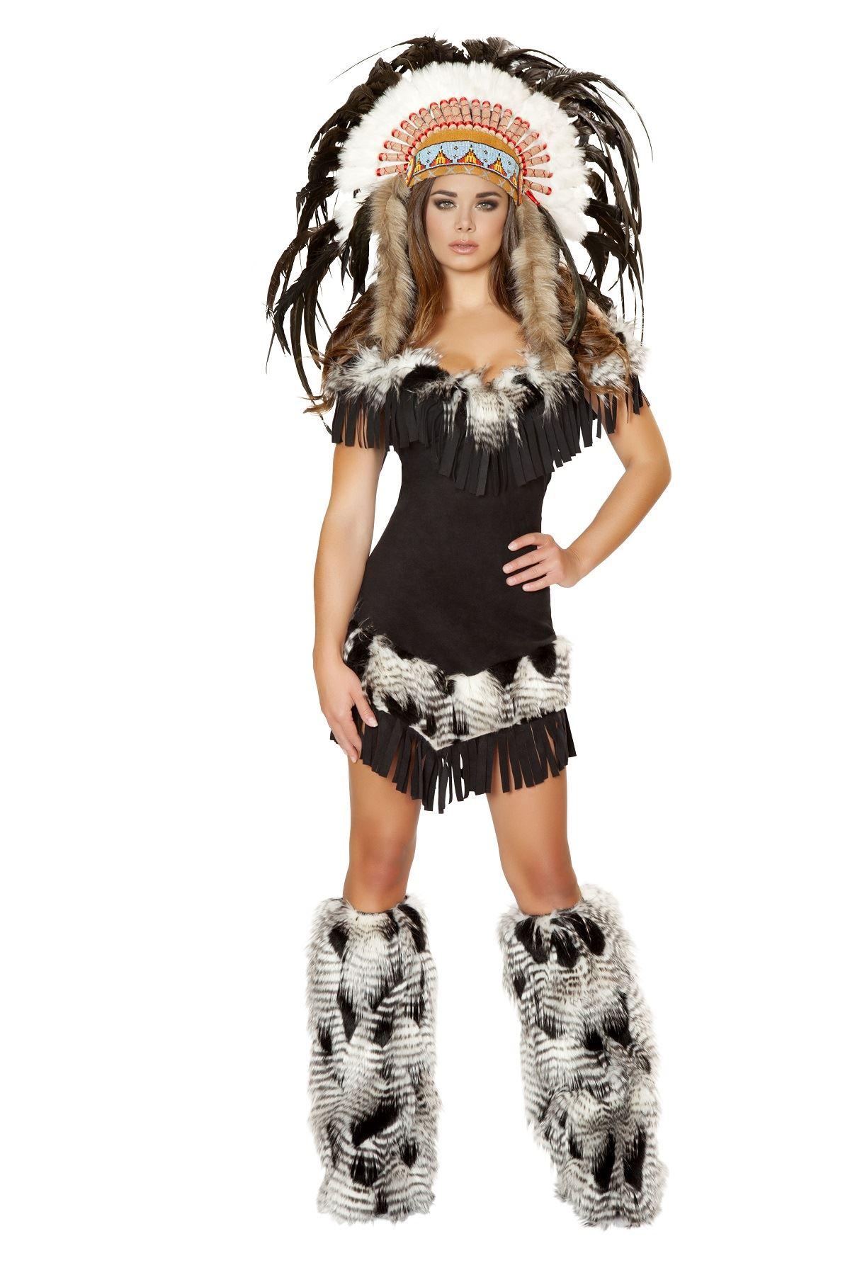 Adult Native American Cherokee Princess Costume