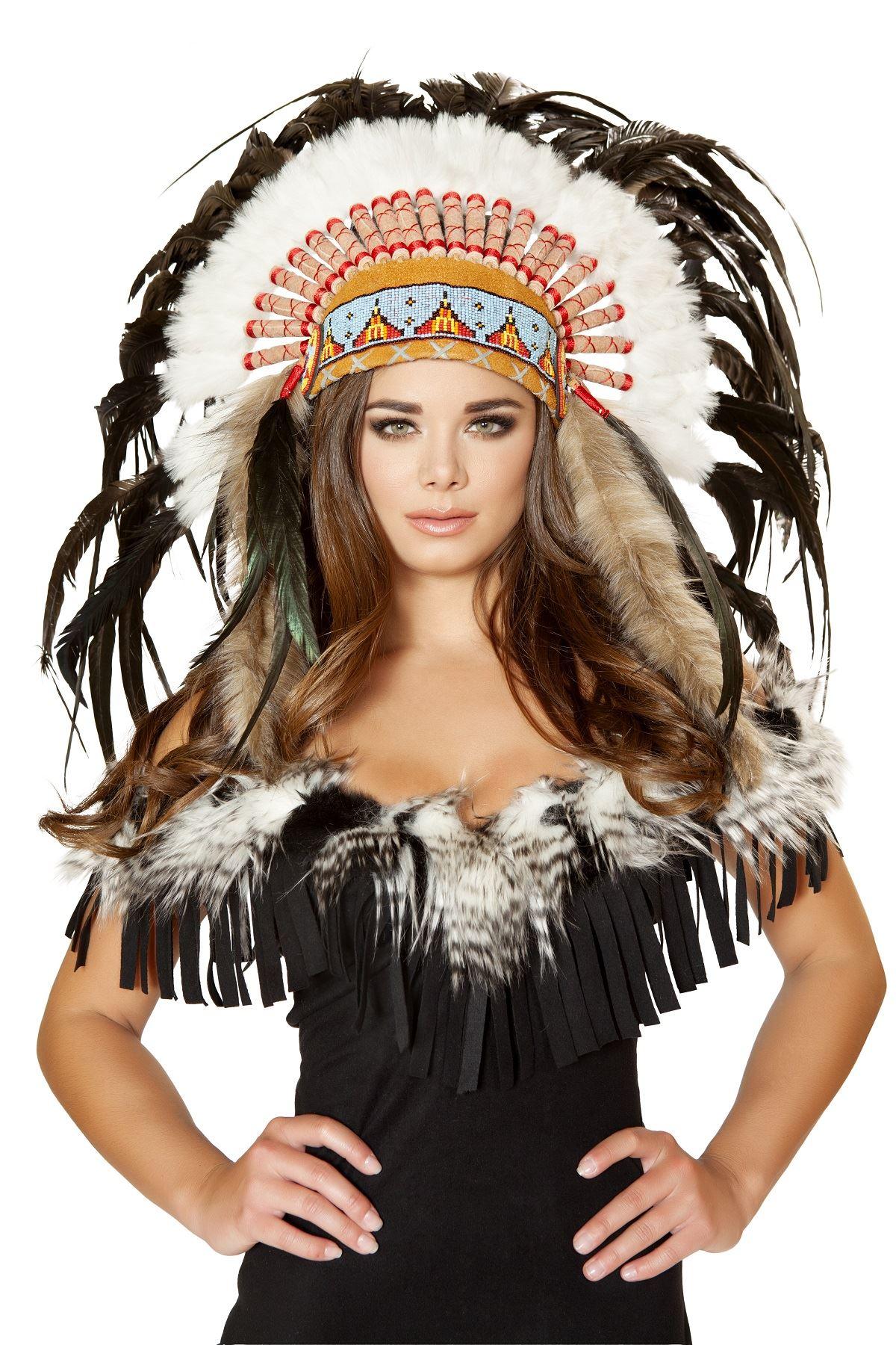 Adult Deluxe Native American Headdress