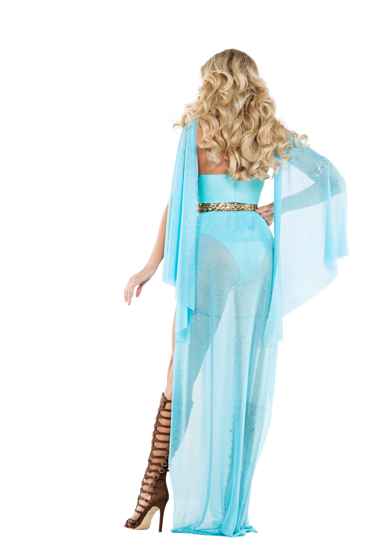 Adult Goddess Of War Woman Costume 8999 The Costume Land