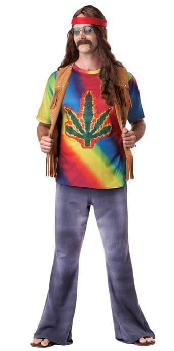 Men S Hippie Costume