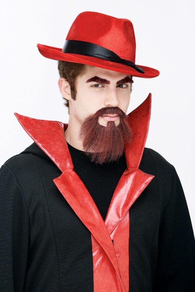 Devil Moustache Amp Goatee