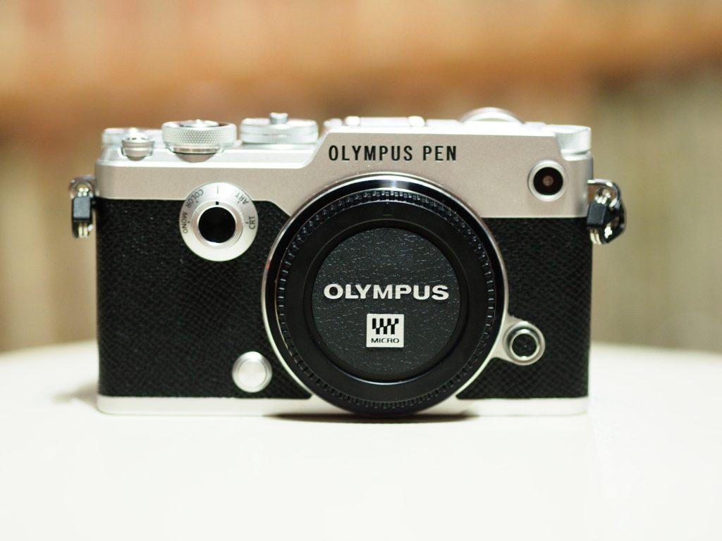 olympus pen f vs olympus omd em5 II