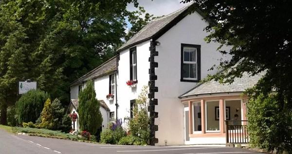 The Cottage in the Wood, Braithwaite - Exterior