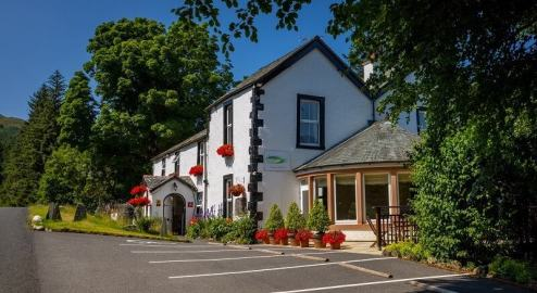 The Cottage in the Wood - Michelin Star Restaurant with Rooms Lake District - Top 100 Restaurants in the UK