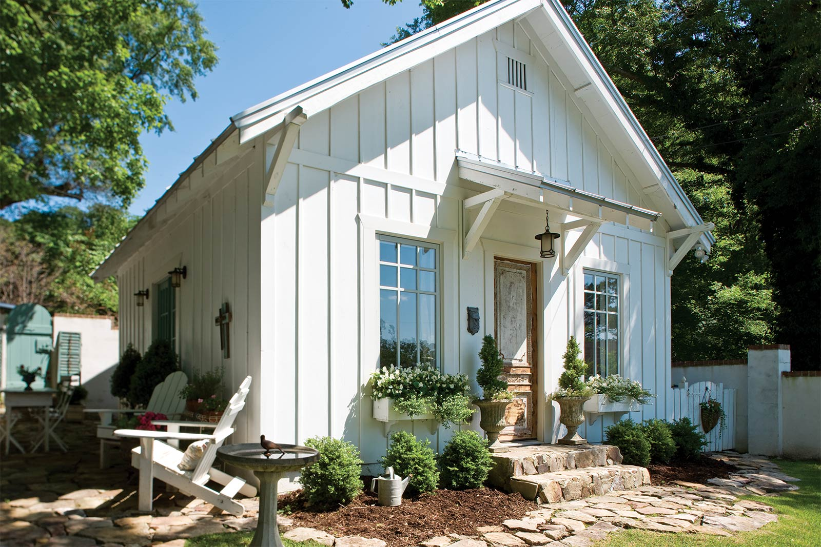 Charming Vintage French Cottage The Cottage Journal