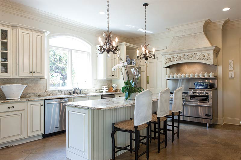 French Style New Orleans Home Cottage Journal