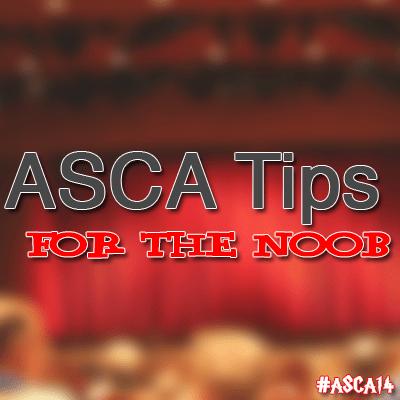 ASCA14noobs