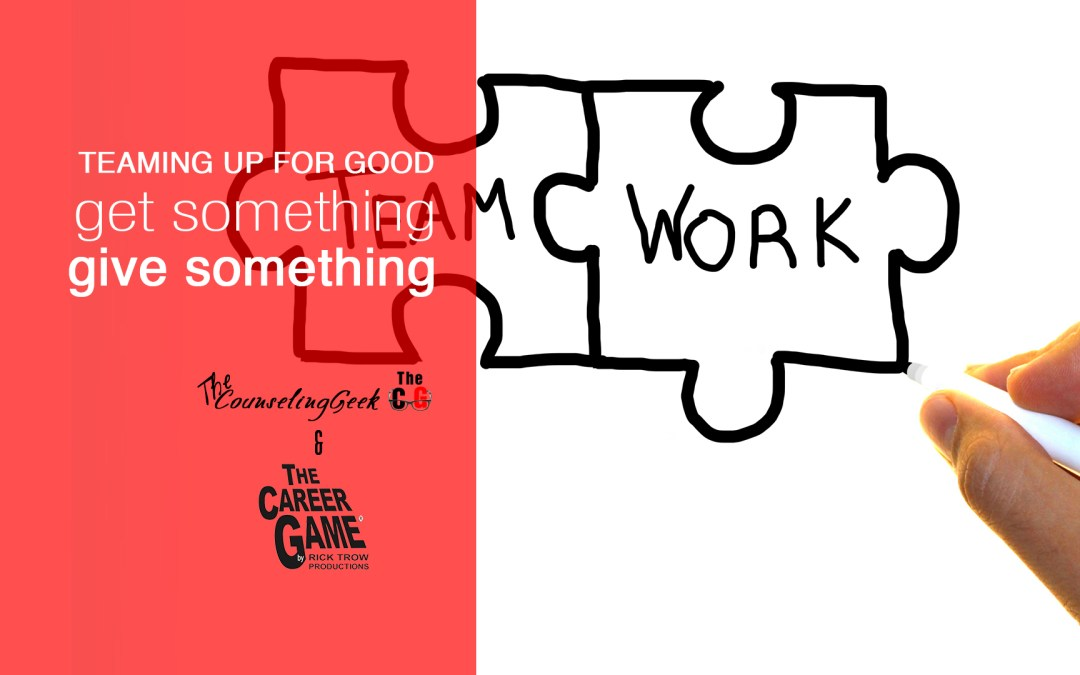Get something and Give Something: Career Game Supports SC CS 2016