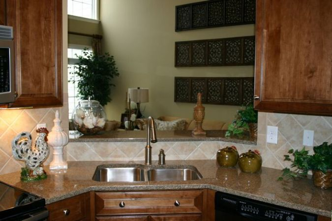 How to Choose your Kitchen Counter top Edge Profile   The Countertop     kitchen countertop