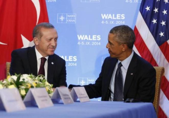 turkey is fighting against isis with united states