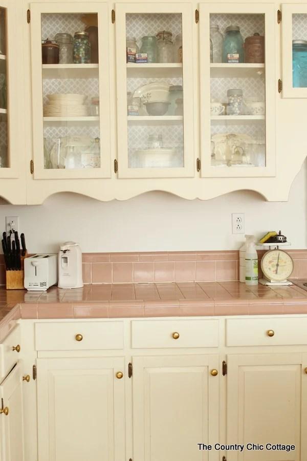 Rustic Farmhouse Kitchen Decor - The Country Chic Cottage on Rustic:mophcifcrpe= Cottage Kitchen Ideas  id=24792
