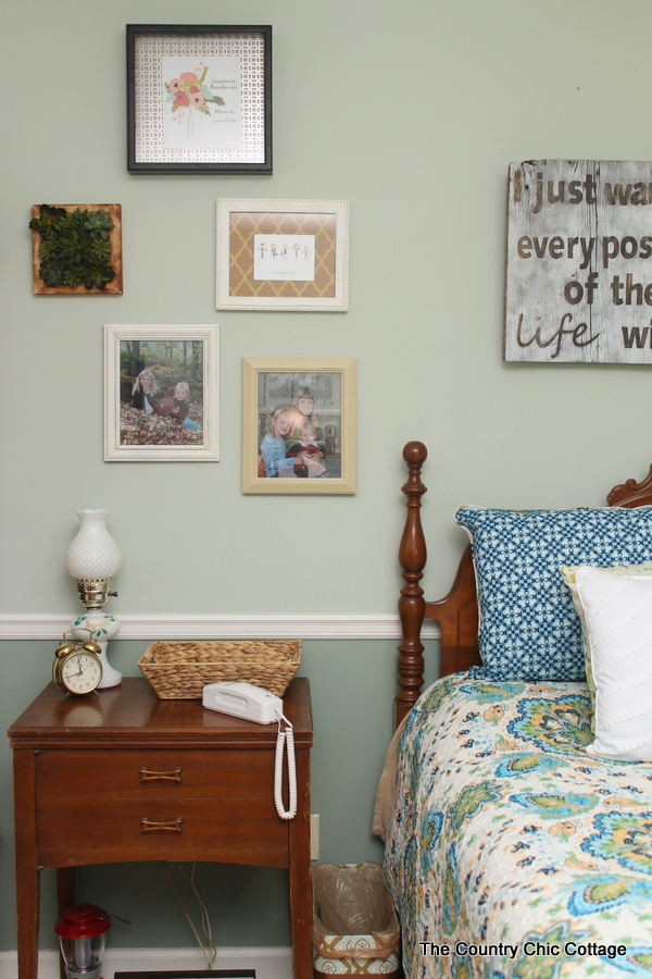 Rustic Farmhouse Bedroom Reveal - The Country Chic Cottage on Bedroom Farmhouse Decor  id=41256