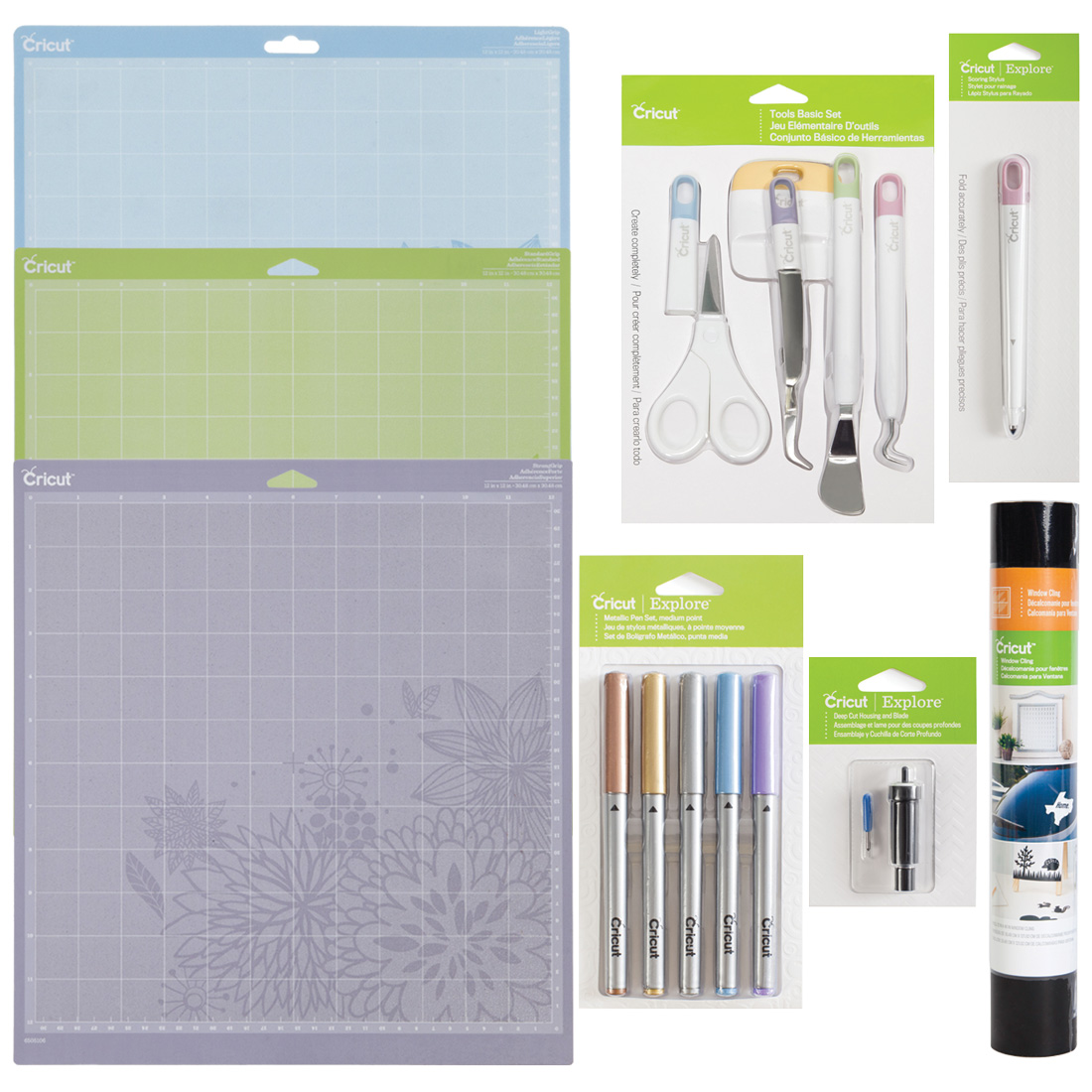 Cricut Accessories What You Need To Get Started The