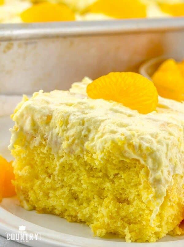 Pineapple Cake Calories