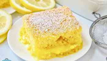 EASY LEMON DREAM CAKE (+Video) | The Country Cook