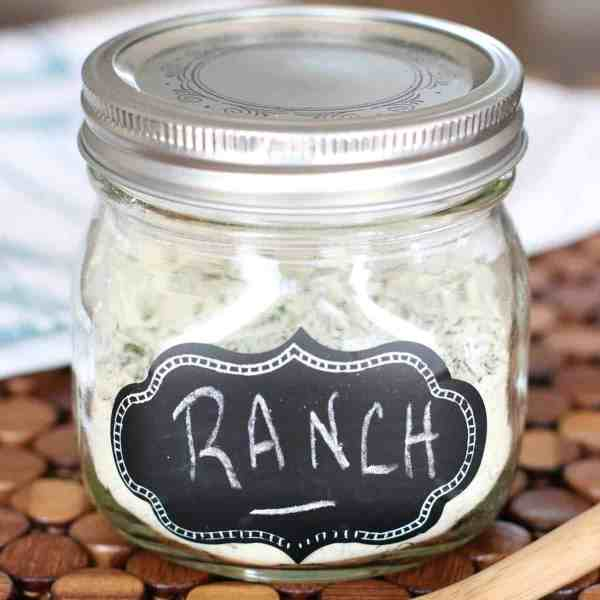 Homemade Ranch Seasoning The Country Cook